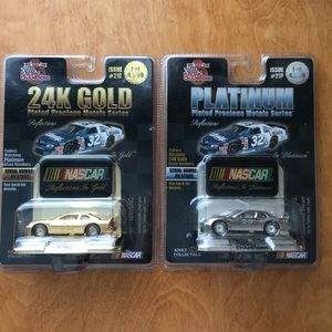 NASCAR racing champions collectible